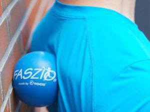 FASZIO® Fortbildung Releasing mit Bällen
